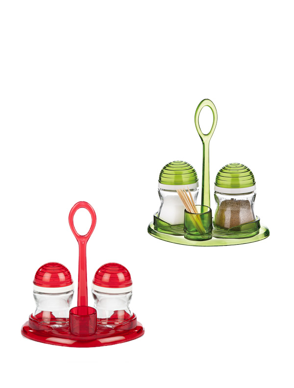Helezon Salt & Pepper Shaker Set