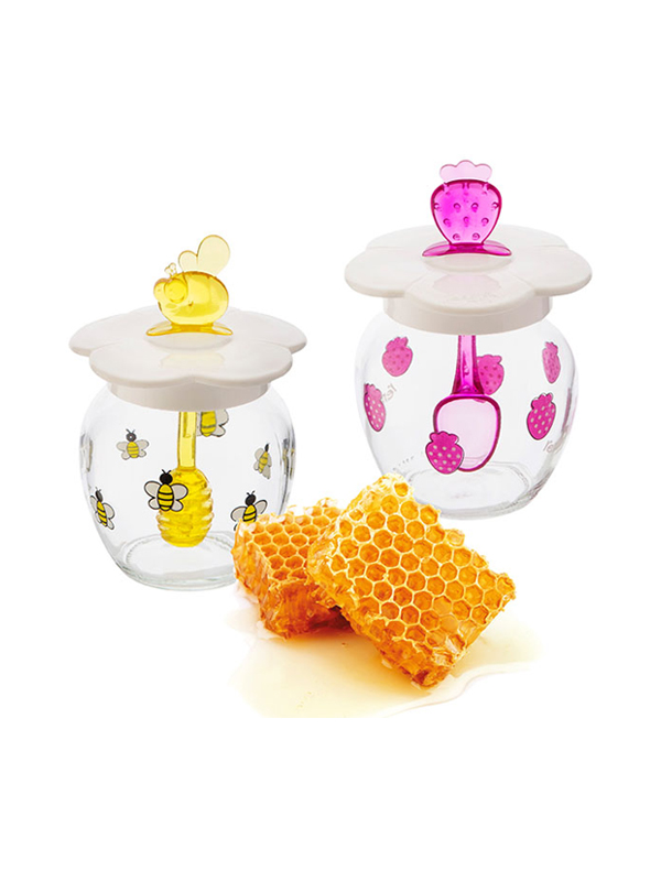 Ege Decorated Jar 370 cc