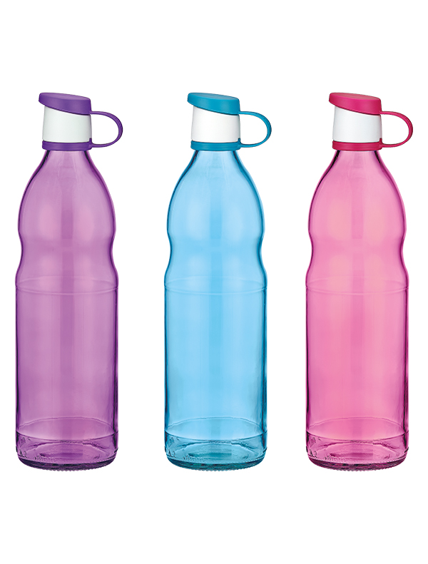 Zen Coloured Water Bottle 1 lt