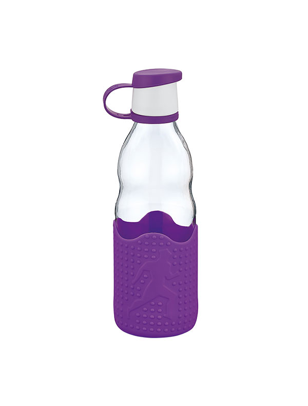 Lumia Water Bottle With Silicon Sleeve