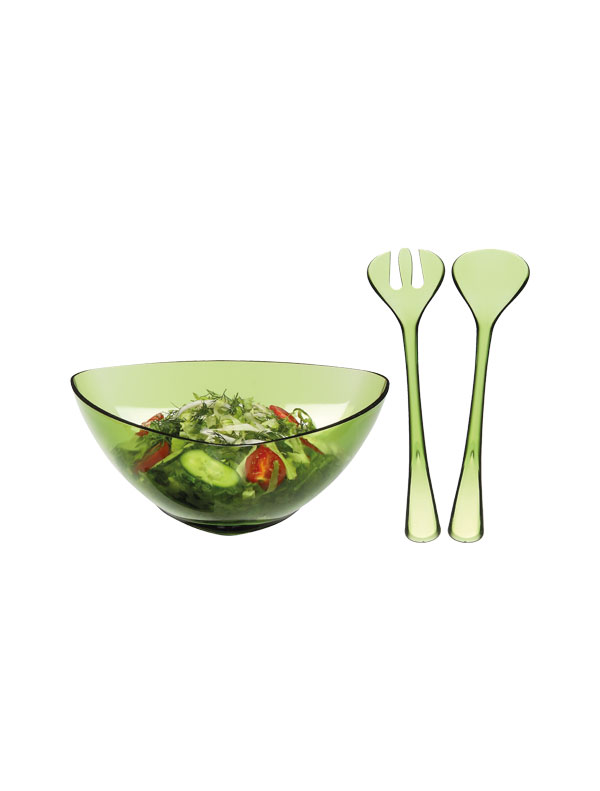 Pure Salad Bowl & Server Set