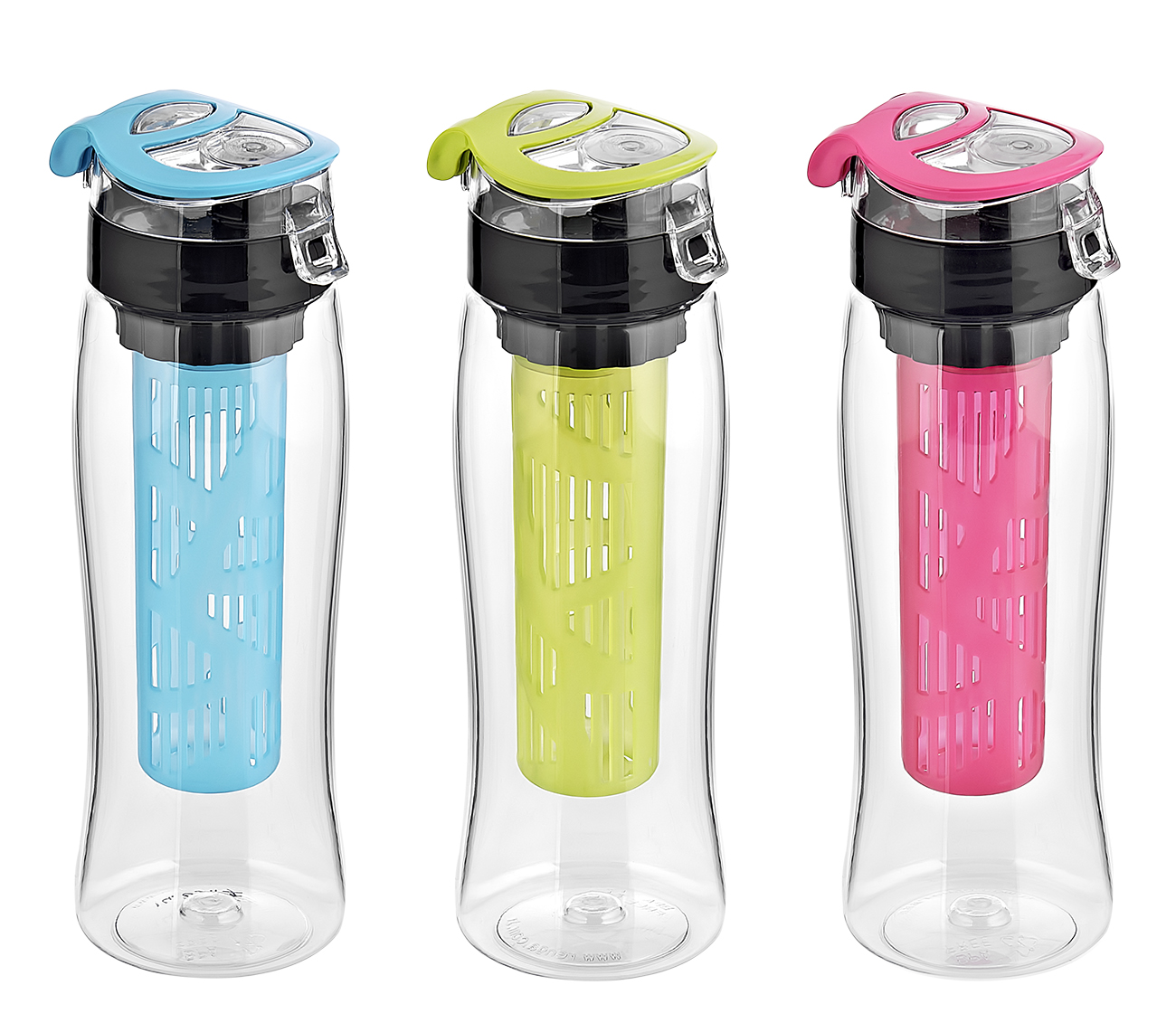 Atlas Water Bottle with Infuser